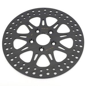 "BIKINGBOY 11,5"" Rear Brake Disc Disco Rotor Para 1340 Super Glide / Baixo Glide / Low Rider Super"