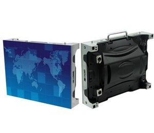 incontro alta risoluzione P2.5 display a LED interna pressofuso Cabinet 400 millimetri * 300mm 1/32 scansione video a schermo LED pubblicità video wall