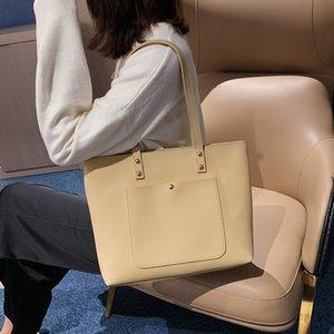 Bolsa de hombro Big Bag populares nuevo de la manera del estilo coreano Todo-fósforo simple de gran capacidad