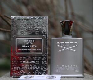 Кредо Гималаи Millesime духи для мужчин естественный аромат 120мл долгое время длящихся деталь приходит с коробкой Свободная перевозка груза