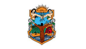 150 cm * 90 cm Bandeira do estado de Baja California cópia do Estado Bandeira Bandeira 3 * 5FT Poliéster Personalizado Decorativo Pendurado Bandeira Casa Para A Decoração