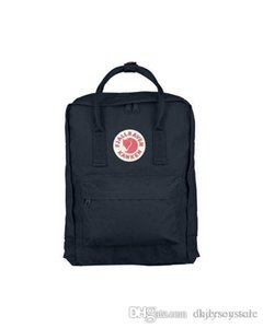 Factory Casual Fashion Multicolor Fjallraven Daily Original Large Capacity Canvas Bags College Style Computer Bags Laptop Backpacks Discount