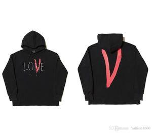 2020 Männer Pullover Frauen Pullover Hip-Hop-Mode amerikanischen Druck Jacke der Qualitätsdamen Mantel Untertitel Kirschblüte Stickerei S-2XL