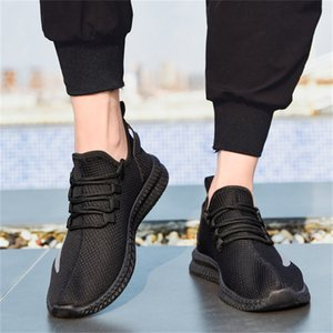 Teen Superfiber Sport Shoes Breathable Male Slip-on Trainers 50% Fashion Autumn Men Breathable Footwear Fly Woven Outdoor Shoes