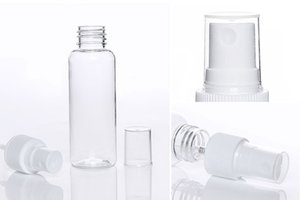 Fancy 100ml empty white airless cosmetic fine mist spray bottle Factory Price Empty Sanitizer Squeeze Spray Bottle