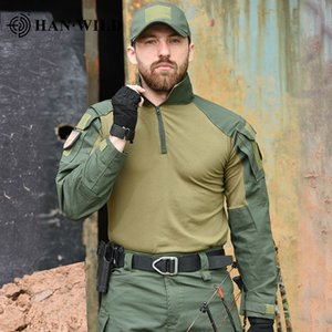 Hunting Pants G3 Suit Tactical Military Uniform Multicam Forces Suit Combat Shirt Pants Tactics Airsoft Militaire With Pads