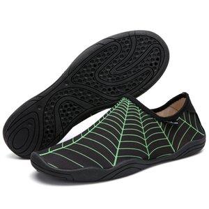 Aqua Shoes Hombre Verano Agua Sandalias Playa Secado rápido Upstream Zapatos Mujer Natación Buceo Zapatillas Surf Calcetines Tenis Masculino