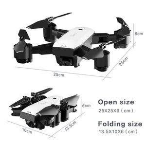 SMRC S20 6 Mini GPS Gyro Axles Drone Avec 110 degrés grand angle 1080P caméra 2.4G Altitude attente RC Quadcopter Modèle d'hélicoptère