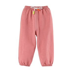 Baby-Sommer-Anti-Moskito-Hosen der neuen Baumwollwäsche Kinder Thin Laterne Hosen-Kind-Baumwolle Frühling Kleidung Crawler Lose Fit Pants