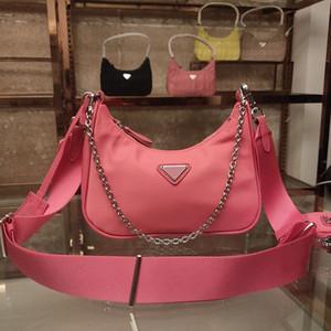 Yeni kadın tasarım çanta moda Half Moon Tasarımcı hangdbags kaliteli lüks Hobo boyutu 22 * 12 * 6cm modeli CF0329 varmak