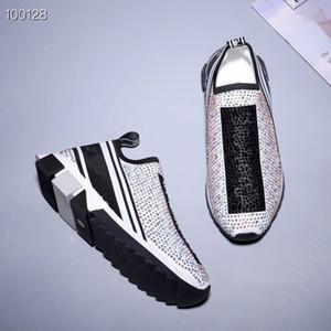 Marka yüksek kalite bayanlar erkek rahat ayakkabılar düz ayakkabı Kanye West moda buruşuk deri dantel yüksek erkek arena ayakkabı rahat