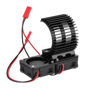 2020 avec évier côté ventilateur de refroidissement pour 1/10 RC voiture électrique 540 550 Moteur