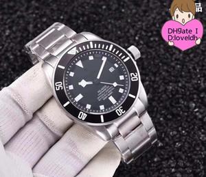 Muito boa qualidade relógios de luxo automático Biwan série de alta qualidade M7983-0RB relógio masculino relógio automático Relógios mecânicos