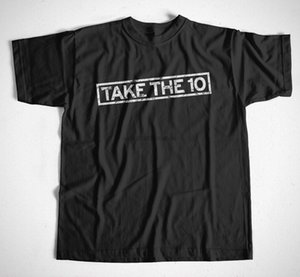 2020 Men Harajuku T-Shirt Highway Ten Nach San Bernardino S-5xl Schwarz Take The 10 Fan Shirt Homme Style Clothing Unisex