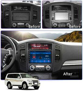 Android 8.1 Автомобильный DVD GPS-навигация мультимедиа для Mitsubishi Pajero 2006-2011 годы с EasyConnect поддержка carplay 4G / WiFi DVR OBD ДАБ