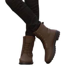 SAGACE 2020 модные мотоциклетные сапоги мужские женские кожаные ботинки Martins Осень-Зима стили середины икры высокие унисекс сапоги плюс размер