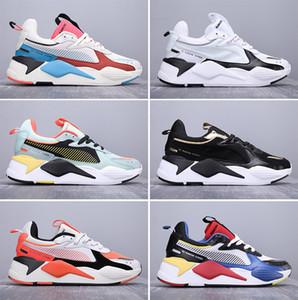 Nouveaux Creepers Haute Qualité RS-X Jouets Reinvention Chaussures Nouveaux Hommes Femmes Running Basket Trainer Casual Sneakers Taille 36-45