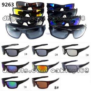 نظارات رجالي الرجال مصمم العلامة التجارية 9263 قيادة UV400 SUN SUT for Sunglasses Turbine Hot Fashion نظارات شمسية IOLJN
