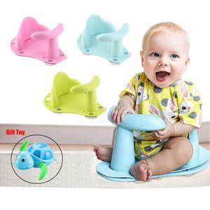 Bañera bebé del anillo del asiento infantil 2020 Manera del niño del niño de los niños Anti Slip juguete de la silla de seguridad