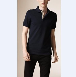 Hot 2017 American Fashion T-Shirt Summer Men Casual Polo Shirt High Quality Cotton Mens Classic Polo Shirts Tops White Free Shipping