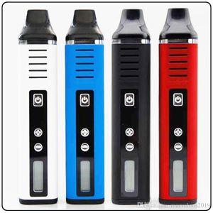 Hugo Vapor Pathfinder II Dry Herb Vaporizer Pen 2200mah Temperature Control Pathfinder V2 2 Herbal Vaporizer Vape Herbal eCigs Kits