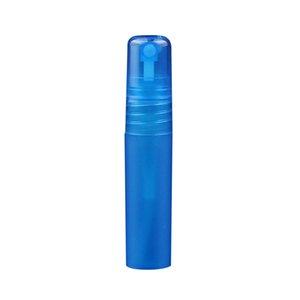 جديد 5ML ماتي البلاستيك إعادة الملء العطور الفارغة زجاجة عطر سفر البخاخات ماكياج رش السائل عينة زجاجة 300pcs