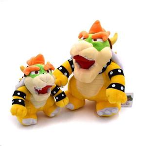 Super Mario Poupées Peluches Super Mario Bowser Koopa Poupées En Peluche Bowser Koopa Roi Peluche Super Mario Jouets Cadeau De Noël