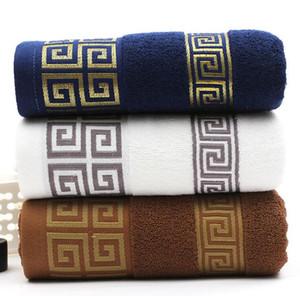 Роскошь 100% хлопок Tath Thath Townel Brand Serviette de Bain Holde Emyshery Большие пляжные полотенца 70x140см
