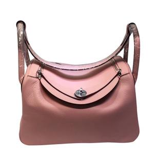 Designer inspiriert Luxus-Geldbeutel Frauen-echtes Leder Handbag Classic Ärzte Totes Taschen oben
