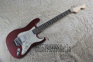 New Stratocaster electric guitar fretboard classic ST models red groove tremolo guitar