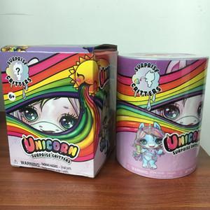 4 estilos Poopsie Slime Surpresa Unicórnio-Arco-íris Estrela Brilhante ou Oopsie Starlight Brinquedos Para Crianças Meninas Meninos Presentes de Aniversário Quente