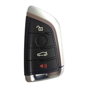 1PC Car Remote Key Fob Shell Case Uncut Blade For 5 7 Series X3 X5 X7