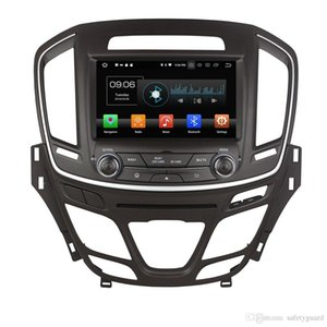"Octa Core 8"" Android 8.0 Radio Car DVD GPS Navigation para Opel Insignia 2014 2015 4GB RAM 32GB ROM Bluetooth WIFI TV USB Espelho-link"