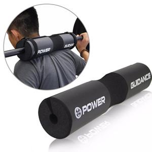 Barbell Squat Pad Pescoço Ombro Voltar Protector Light Weight BodyBuilding Lifting Cushion Barbell Suporte Ferramenta de espuma acolchoada