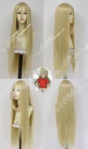 무료 배송 + + Inazuma Eleven Terumi Light Blonde 가발