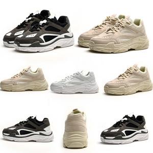 extérieur marchant vieilles chaussures casual couleur browm blasck blanc respirant hommes de concepteur de formateurs de style confortable femmes vieilles chaussures de papa
