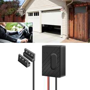 DY-CK400A Garage Door Switch Wireless WiFi Remote Controller, Support for Alexa Voice Control & APP Control & Multi-person Sharing