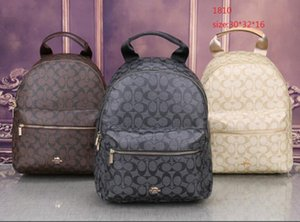 Commercio all'ingrosso estero Coach Fashion schoolbag trend design classico zaino coppia Coppia zaino