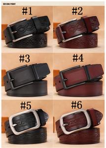 concepteur de marque conçu pour la simple et généreux de boucle de ceinture aiguille en cuir bovin de fête de la mode de haute qualité des femmes