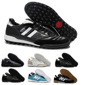 Mens Professionelle Copa Mundial Goal Indoor-Team Astro Moderne Craft Tf Rasen-Fußball-Fußball-Schuhe Boots Scarpe Calcio Günstige Klampen Größe 39-45