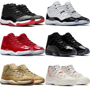 Classic allevato 11 11s scarpe da basket Jumpman ricoprono mens e abito per Concord formatori 45 serpente luce delle ossa delle donne degli uomini stilista size36-47