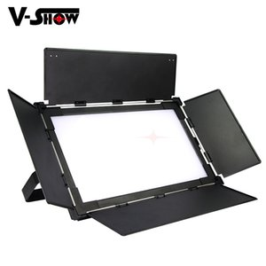 Led Video-Panel Licht 4 Arten Dimmkurve 3000-6000K LCD-Display mit Touch-Screen-DMX-Steuerung führte Video-Panel Licht