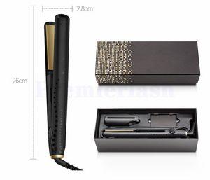 New Roll Straight Hair Straightener Splint 2 en 1 plancha de pelo digital de alta temperatura Máquina multifunción