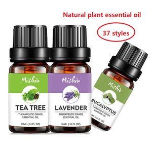 100% natürliche Pflanzen Lemon Rose Lavendel Ätherische Öl-Behandlung Aromatische Entspannungstherapie bessere Haut Pflege Massage-Tools