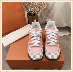 luxeconcepteur Y328 Chaussures confortables femme d'hommes de sport Chaussures de sport respirant Footwears Baskets Chaussures Mode Lo Baskets montantes
