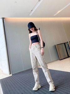 Milan Runway Jeans 2020 Fashion Designer Lápis Calças Jeans Marca mesmo estilo feminino Short Jeans 0602-6