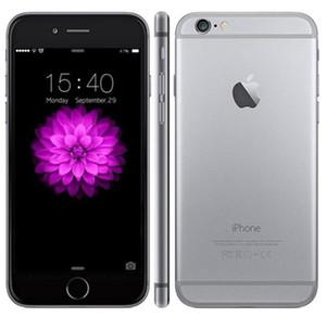 Reformado iPhone 6 Plus Con Touch ID 5,5 pulgadas IOS 11 de 16 GB / 64 GB / 128 GB Reformado abrió el teléfono móvil libre de DHL