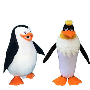 2019 Hot vente pingouin Mascot Costume thème mascotte costume de carnaval Fantaisie robe de soirée De Noël Tenues