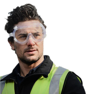 Anti-재채기를 액체 스포츠 고글 반대로 먼지 보호 안경을 방지 침 안전 안경을 명확한 렌즈 오토바이 스포츠 고글 재고