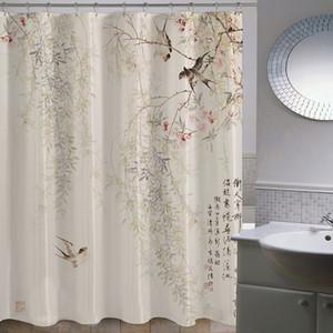 OLOEY 3D печати животных Душ Шторы для ванной Экраны Водонепроницаемые шторы для ванной комнаты Декор Customized Lion Tiger Зверя